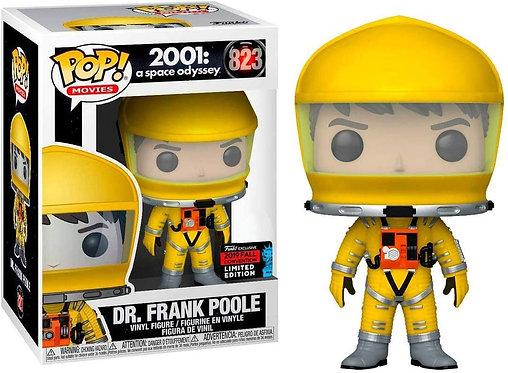Frank Poole - 2001 Uma Odisséia no Espaço