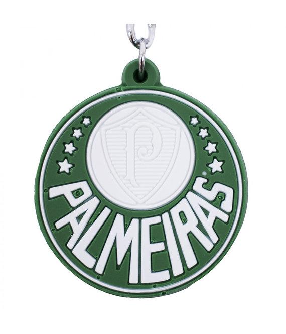 Chaveiro de borracha do Palmeiras