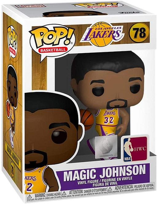 Funko Pop! Magic Johnson NBA #78