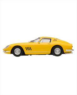 Ferrari 275 GTB amarela - escala 1/43