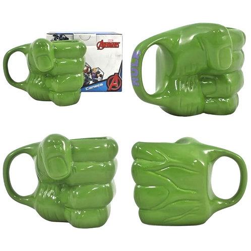 Caneca 3D Hulk