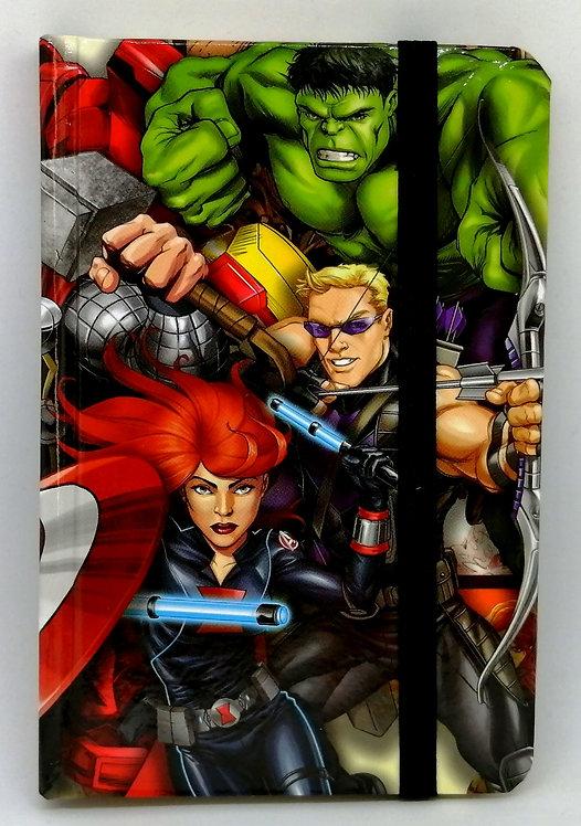 Caderno Avengers - Vingadores