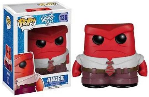 Anger - Raiva - Divertidamente
