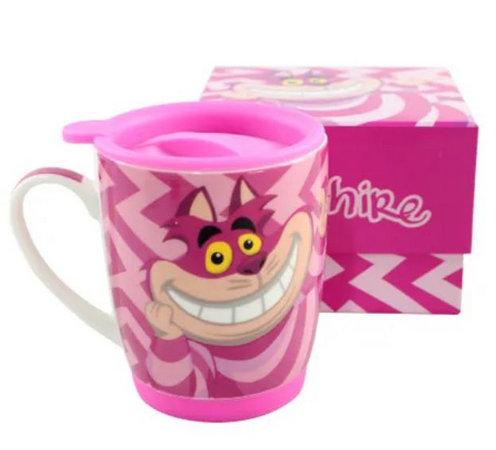 Caneca Cheshire - gato da Alice