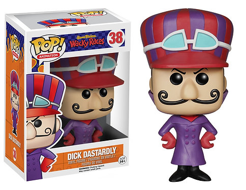 Dick Dastardly - Dick Vigarista