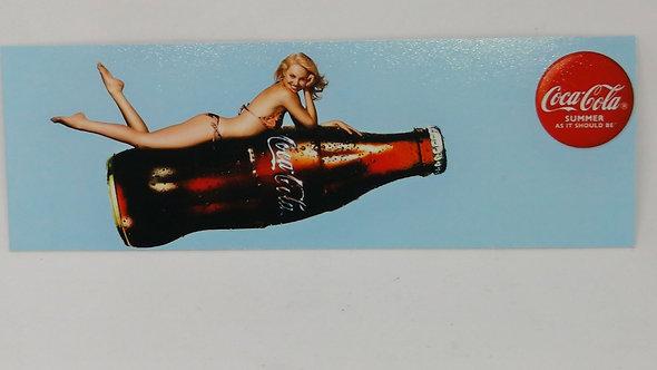 3 Ímãs Propagandas clássicas - Coca
