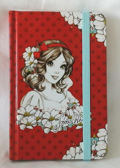 Caderno Branca de Neve