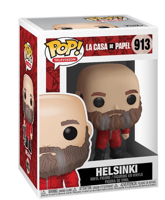 Helsinki - Casa de Papel - Funko Pop!
