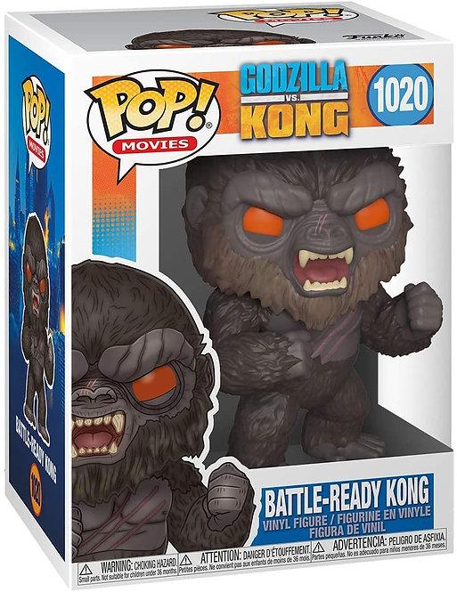 Funko Pop! Battle-Ready Kong - Godzilla vs King Kong