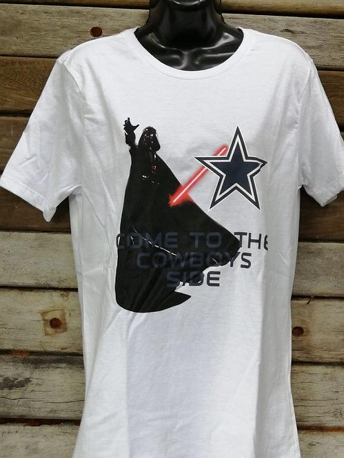 Camiseta NFL Raiders Darth Vader Star Wars