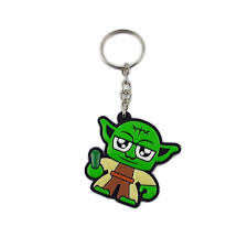Chaveiro de borracha - Yoda