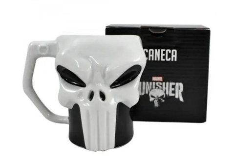 Caneca 3D Punisher - Justiceiro