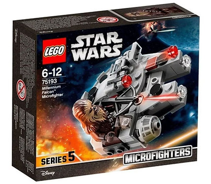 Lego Star Wars Millenium Falcon Microfighter