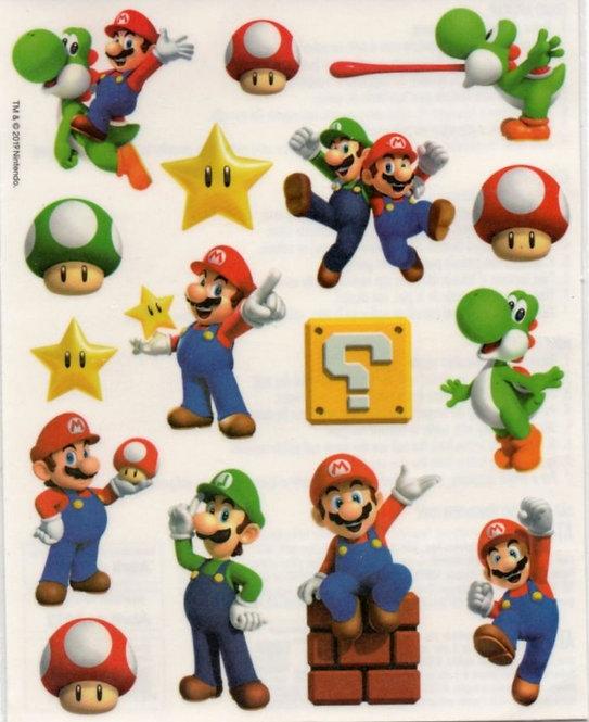 Tatuagens do Mario Bros
