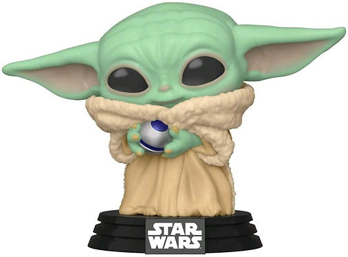 Funko Pop! The Child (Baby Yoda) Control Knob #370 Star Wars