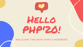 Ringing in the Year of PHP'20