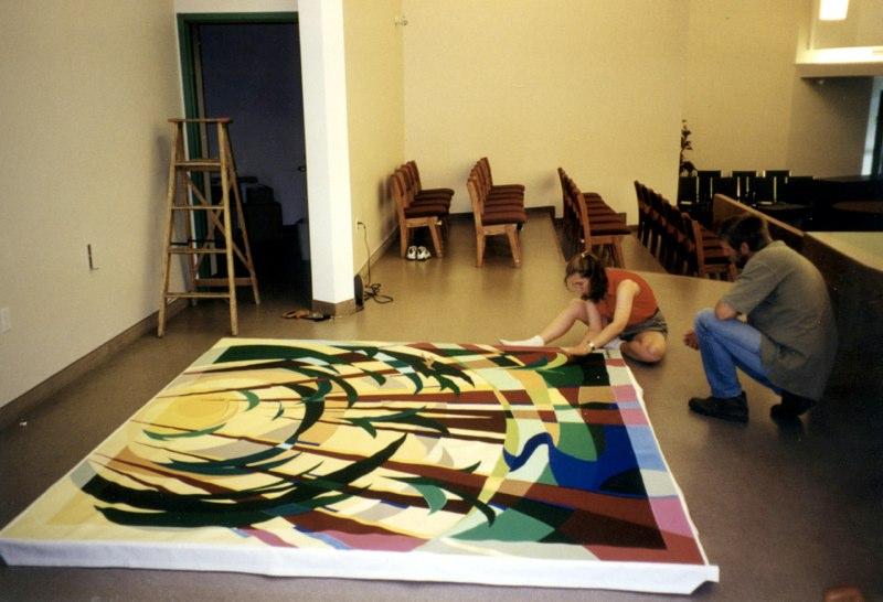 Pastoral Art Piece