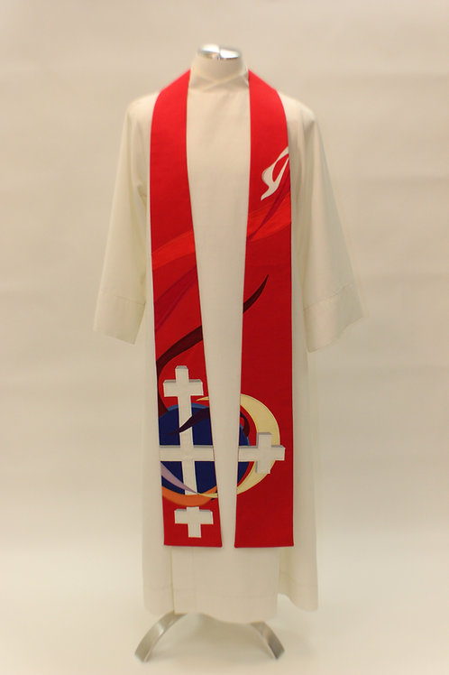 Gifts of the Spirit Liturgical Stole for Sale