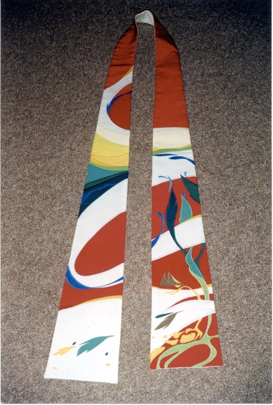 Unique Clergy Stole