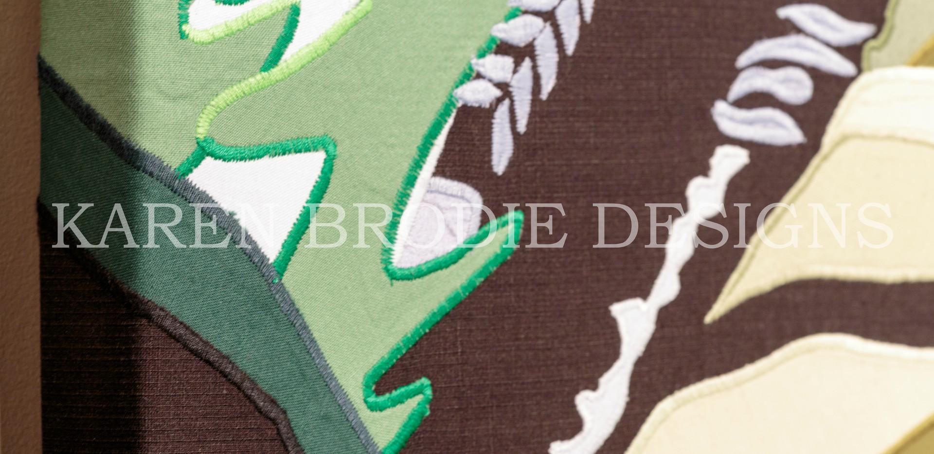 Fine Fabric Art Details