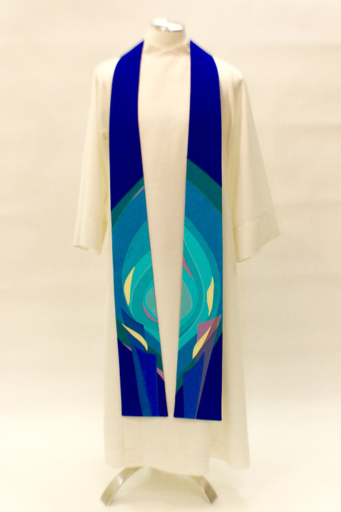 Walking with the Light Ministerial Stole for Sale