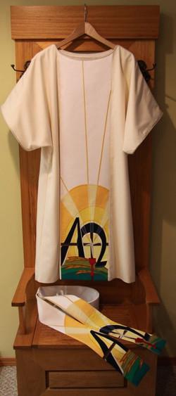 Custom Clergy Stole
