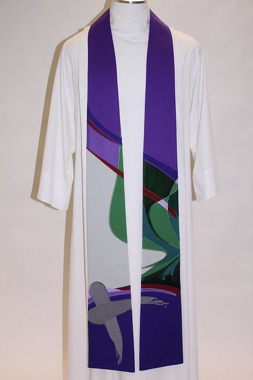 Liturgical Stole Front View