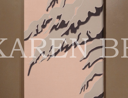 Canvas Fabric Art