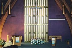 Custom Fabric Art for Churches