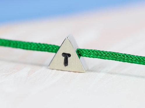 Браслет Треугольник