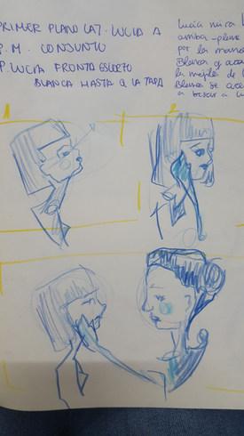 habitus. Storyboard