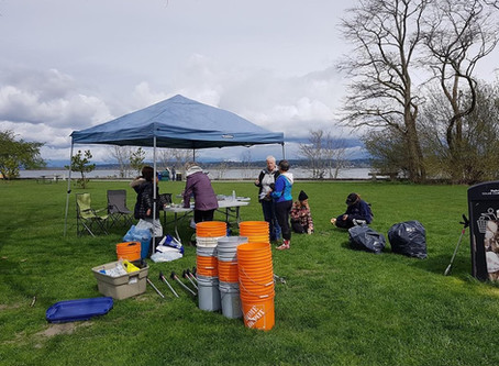 Great Canadian Shoreline Cleanup with FoSBS