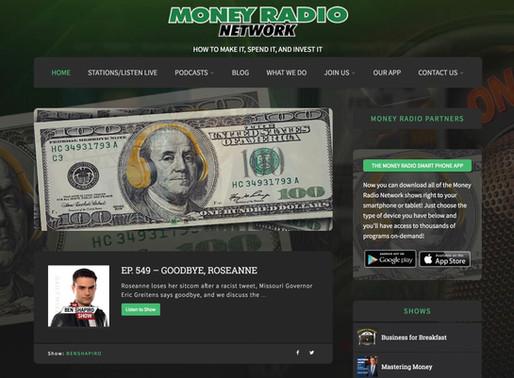 Money Radio Interview with Brett Helgeson