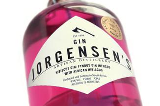 Jorgensen's Hibiscus Gin