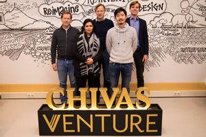 Villagepump finalist Chivas Venture 2018