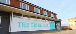 The Tribe Hub building