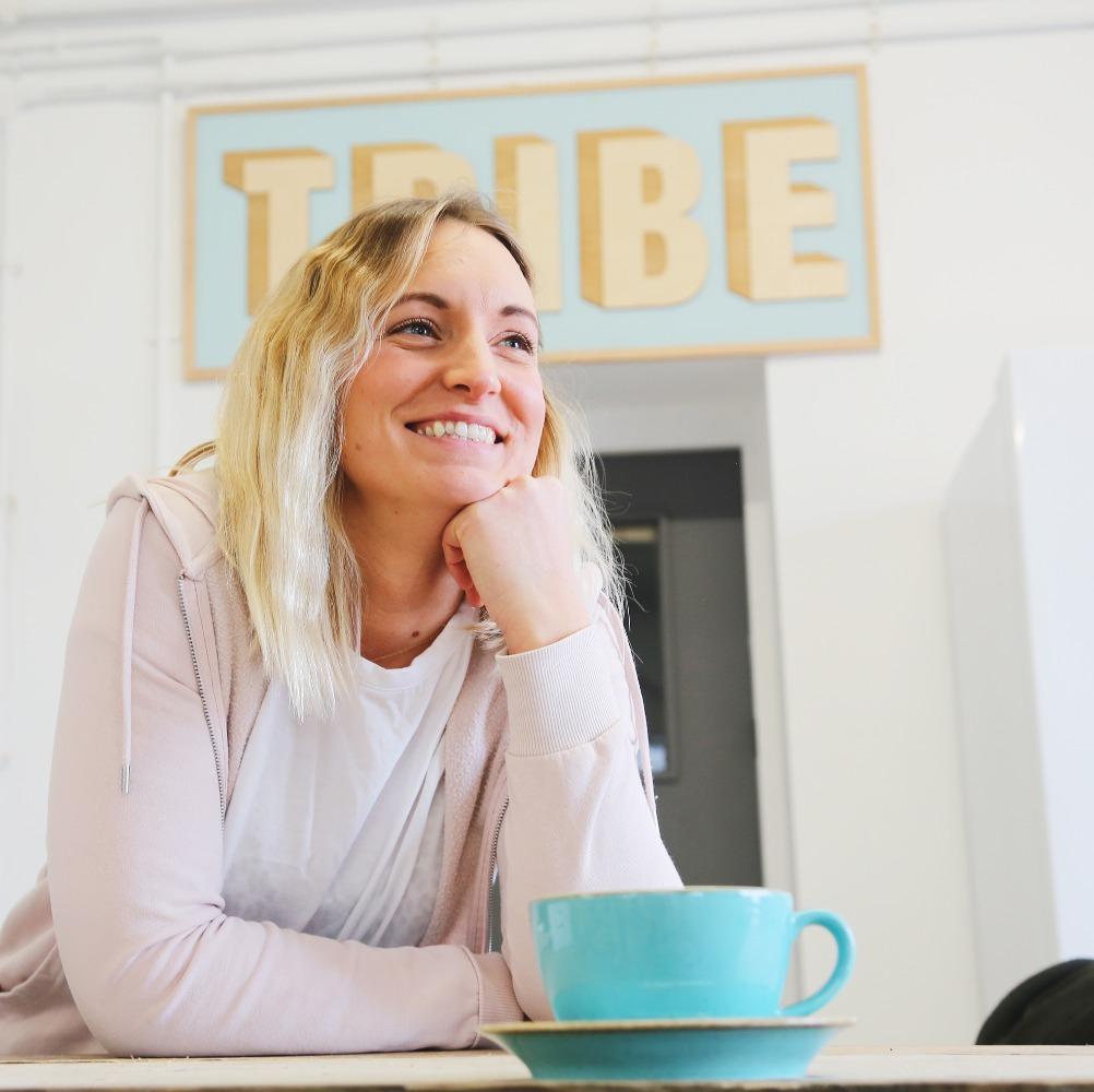 Tribe Hub coffee