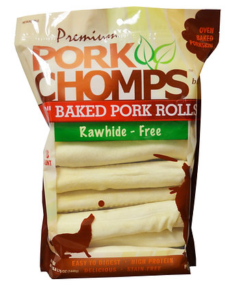 """8"""" Rolls, Baked, 18 ct"""