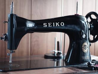 古いミシン SEIKO TD-1