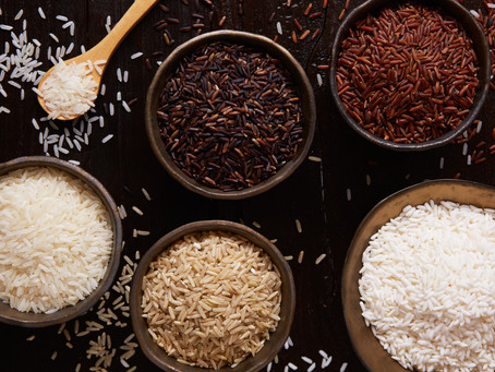 Flavorful Grains - The Secret is Out!