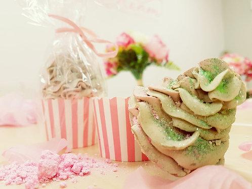 Cupcake Soap Bath Bomb