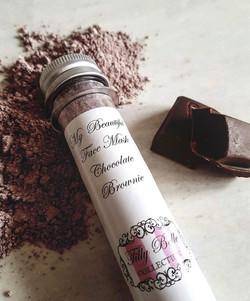 Chocolate Facemask $14.95