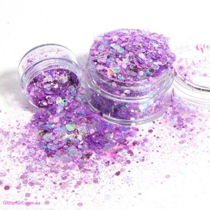 Ally's Wish Glitter 10g pot
