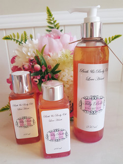 Bath & Body Oil from $15.95