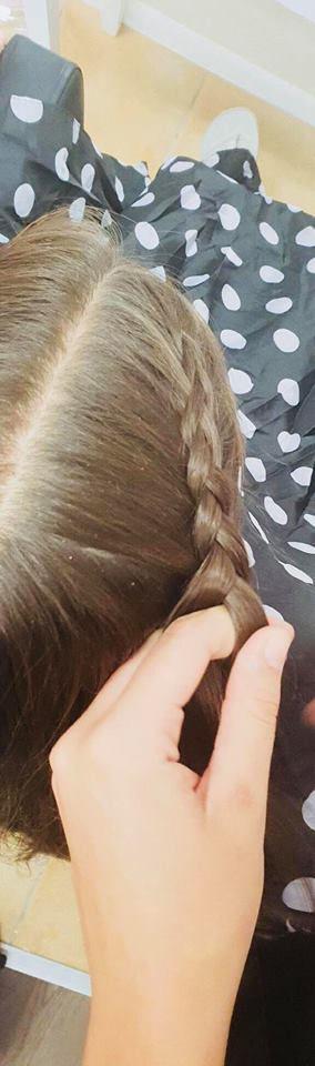 Hair Braids ( French or Dutch)