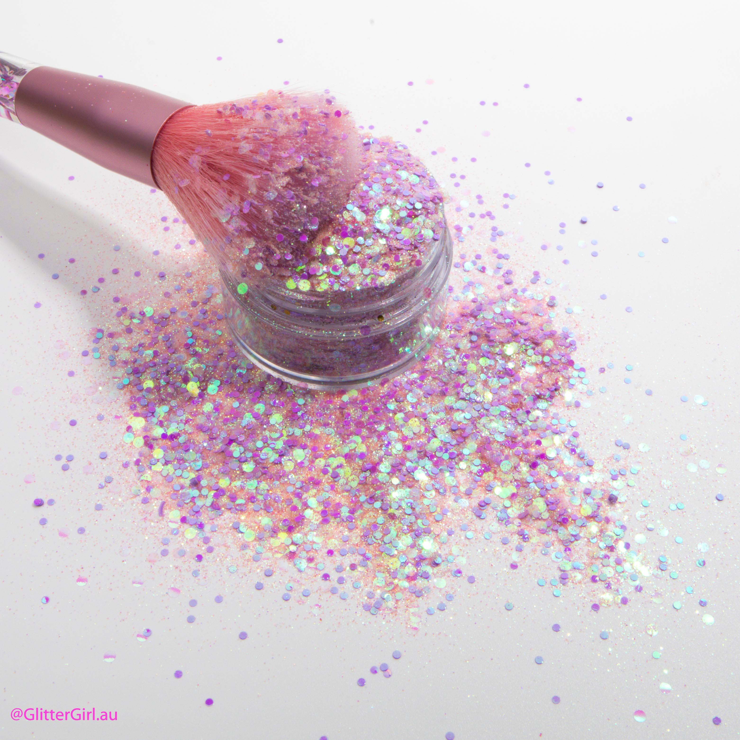 Glitter Girl Makeup