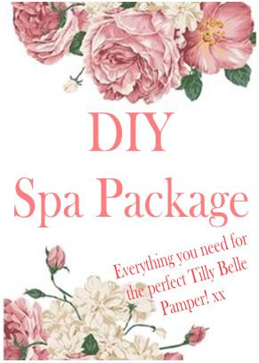 DIY Spa Package