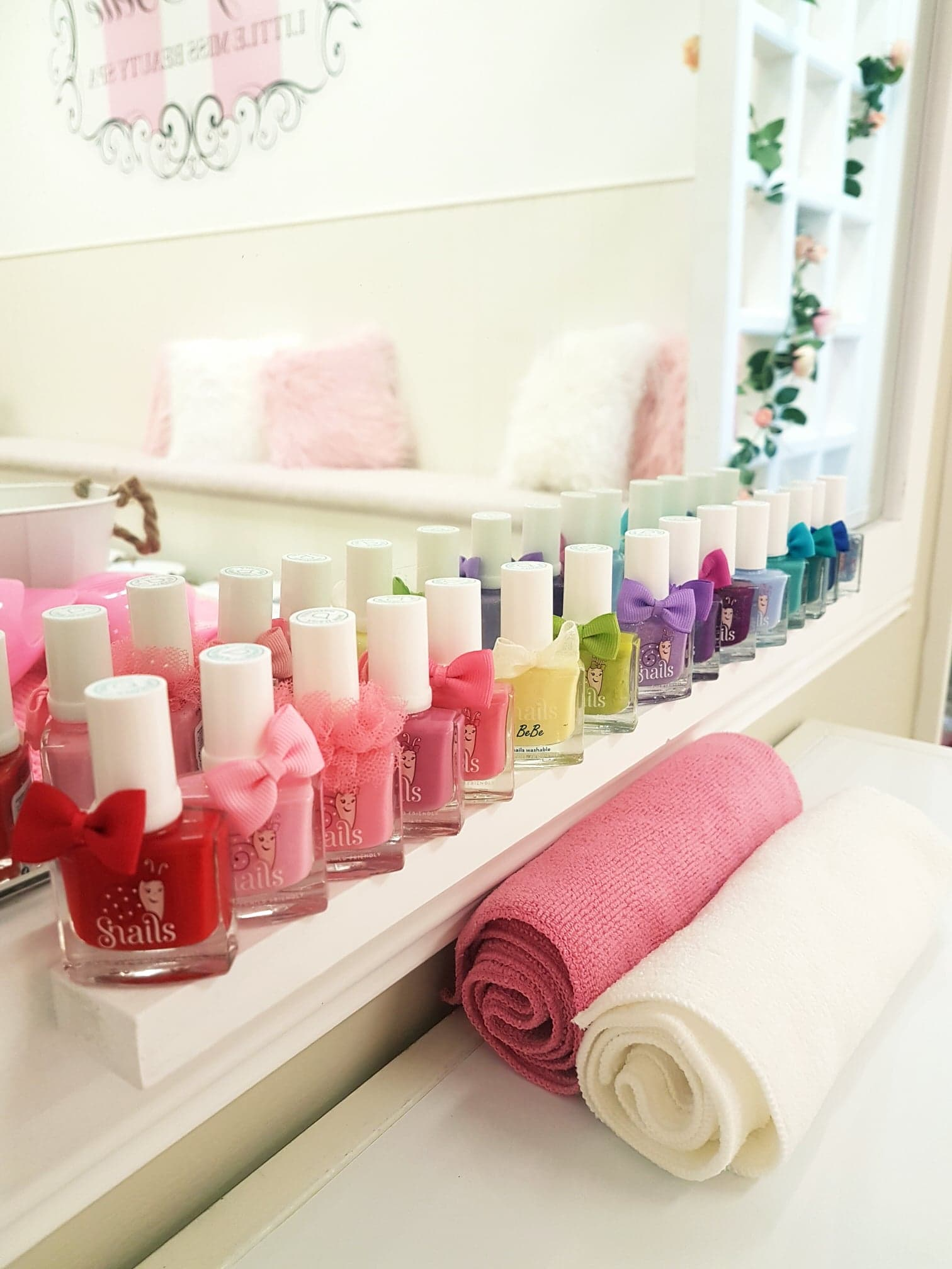 Wash Off Nail Polish $9.95