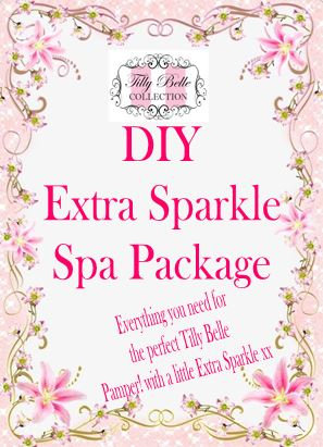 DIY Extra Sparkle Package