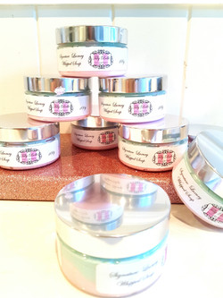 Whipped Soap $12.95